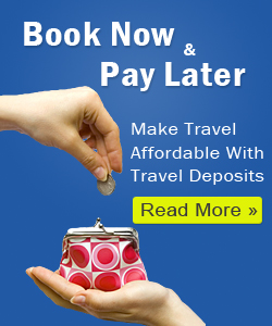 Book Your Flight Now And Pay Later With Flights-n-Tours Small Deposit Offer.